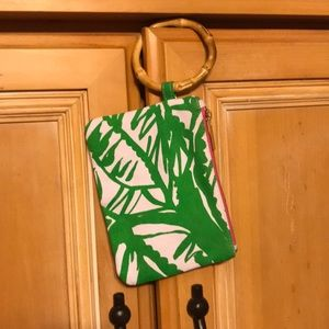 Lilly Pulitzer for Target wristlet, new!